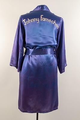 Robe worn by Johnny Famechon