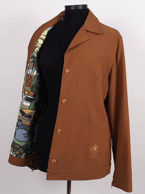 Australian team Opening Ceremony jacket worn by Kerri Pottharst, Sydney 2000 Olympic Games; Clothing or accessories; 2019.2.5