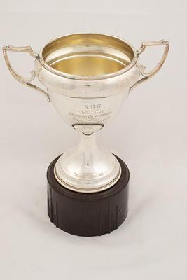 Northam High School Staff Cup Champion Girl Athlete 1940, won by Shirley Strickland