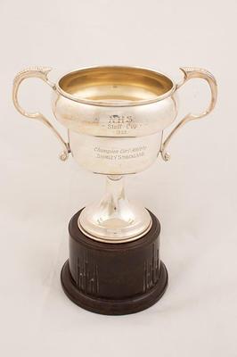Northam High School Staff Cup Champion Girl Athlete 1939, won by Shirley Strickland