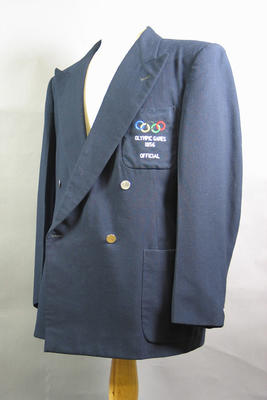 Blazer, 1956 Olympic Games Official