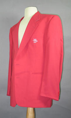 Blazer, 1992 Barcelona Olympic Games jury uniform