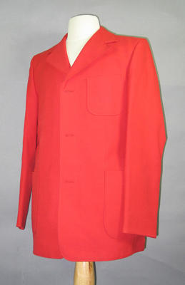 Blazer, 1972 Munich Olympic Games jury uniform
