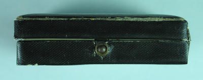 Norwegian Competitor's Medallion Case, Norges Olympiske Komite 1956