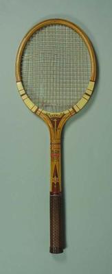Tennis racquet, Dunlop Maxply no 5