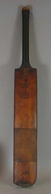 Autographed Cricket bat used by William Murdoch in 1902