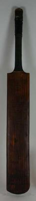 Inscribed Cricket bat used by Percy Fender in 1922-23