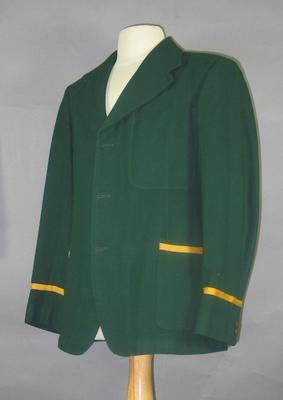 Blazer, Australian team c1950s