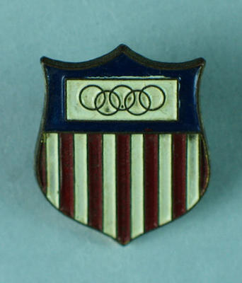 Badge, United States Olympic Games team emblem