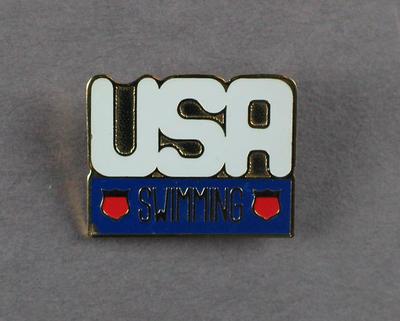 Badge, USA Swimming