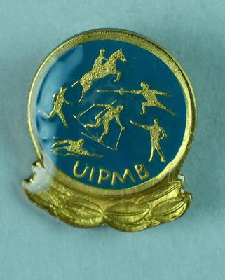 Stick pin, Union Internationale de Pentathlon Moderne et Biathlon