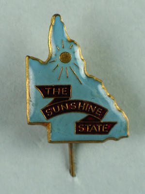 Stick pin, The Sunshine State