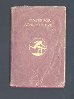 "Booklet, ""Fitness for Athletic Eve"""