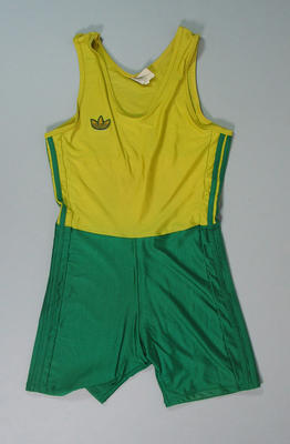 Rowing suit, 1988 Australian Olympic Games team uniform