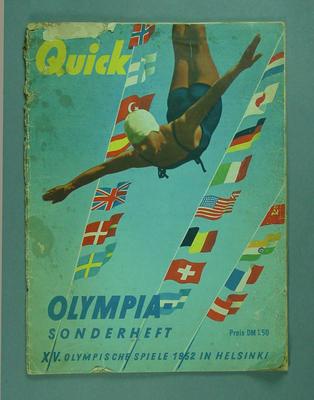 """Magazine, """"Quick"""" - 1952"""