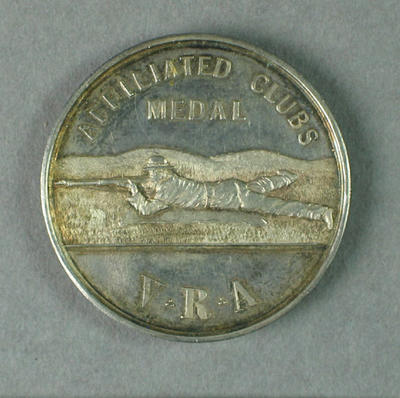 Medal, VRA Affiliated Clubs 1912