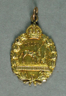 Medal, Gordon Highlanders Trophy 1911