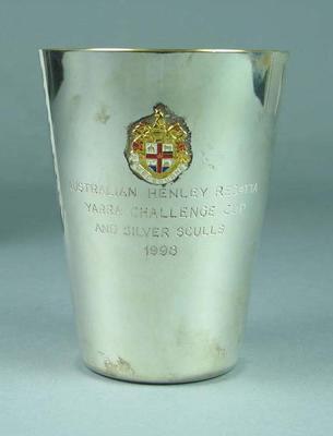 Trophy, Australian Henley Regatta Yarra Challenge Cup & Silver Sculls 1998