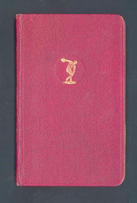 "Book, ""Teaching & Training Athletes"""