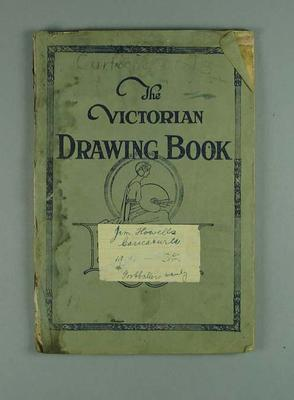 """Scrapbook, """"Jim Howell's Caricatures - Footballers mainly"""" c1930-32"""