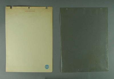 Document folder, c1950s