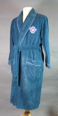 Umpire's dressing gown, 1996 AFL Centenary Grand Final