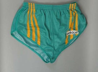 Shorts worn by Steve Moneghetti in the marathon, 1996 Olympic Games Atlanta