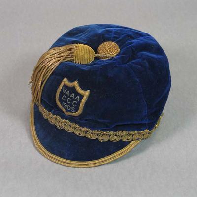 Cap, Victorian Amateur Athletics Association 1905