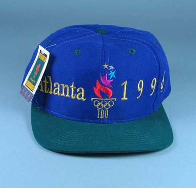 Cap, 1996 Atlanta Olympic Games