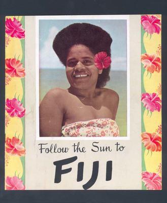 Tourist brochure, Fiji