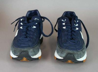 Shoes worn by Claire Mitchell-Taverner, Sydney Olympic Games, 2000