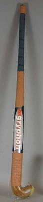 Hockey stick used by Claire Mitchell-Taverner, Sydney Olympic Games, 2000