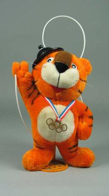 Toy, 1988 Seoul Olympic Games mascot - Hodori