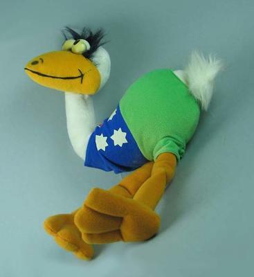Toy, 1985 Australia Games mascot