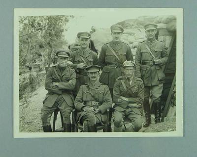 Photograph - 8M Field Artillery Brigade, A.I.F. 1918
