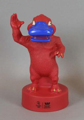 2000 Sydney Olympic Games mascot 'Syd' as a money box
