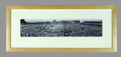 Photograph of the 40th International Eucharistic Congress, MCG - February 1973.