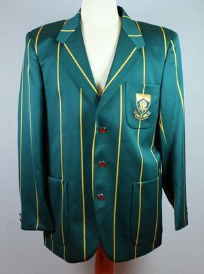 Cricket South Africa -  'Proteas'  - team blazer.