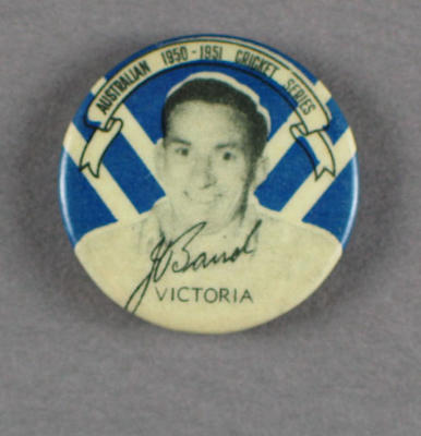 Badge, Jim Baird c1950