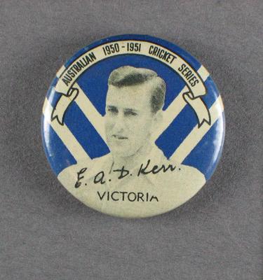 Badge, David Kerr c1950