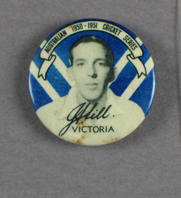 Badge, Jack Hill c1950