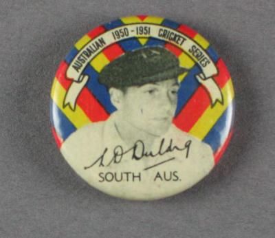 Badge, Lance Duldig c1950