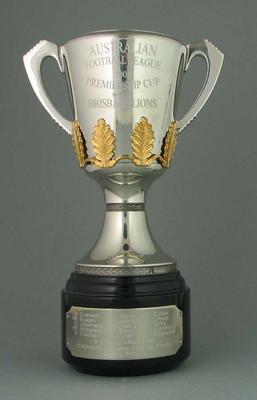 Miniature replica of  AFL Premiership Cup, 2003