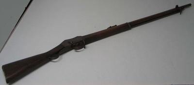 Rifle used by William Todd.