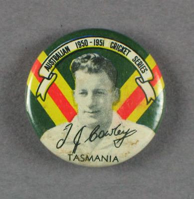 Badge, Terence Cowley c1950