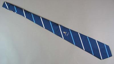 Hambledon Cricket Club silk neck tie