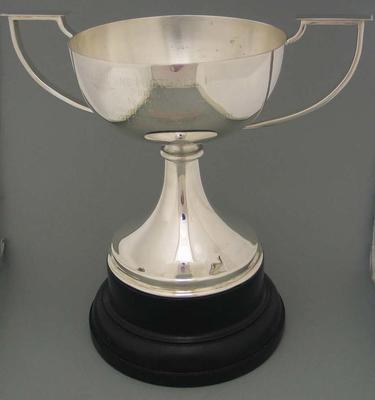 Trophy presented to Robert Corbett by Melbourne Football Club, Most Consistent Player - 1926