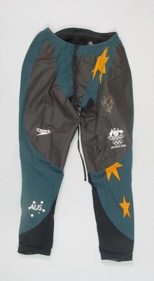 Unworn swimsuit signed by Hayden Stoeckel, 2008 Beijing Olympic Games