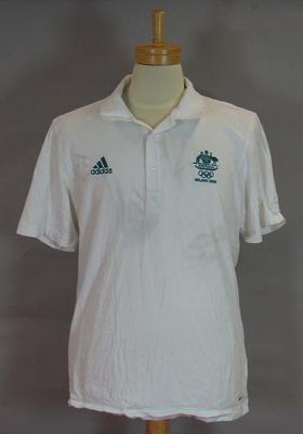 T-shirt worn by Drew Ginn, 2008 Beijing Olympic Games