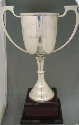 The President's Golf Cup - Melbourne Cricket Club; Trophies and awards; M16561